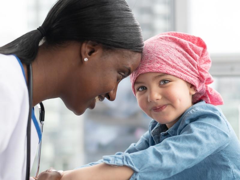 أورام الأطفال وأورام الدم