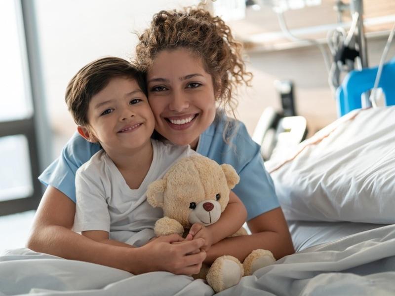 جراحة قلب الأطفال